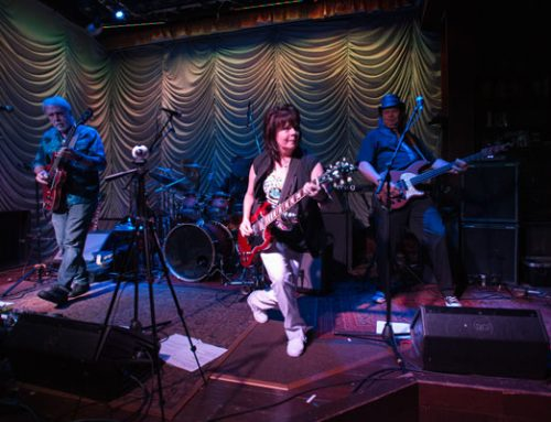Liz Gherna Unveils New Songs at Saint Rocke
